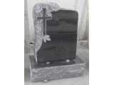 Shanxi Black Monument Cross With